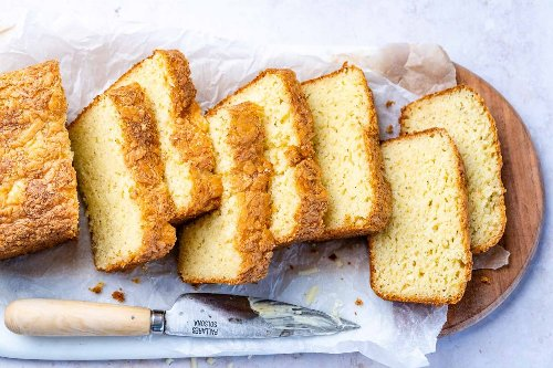 Low Carb Keto Bread Recipe With Almond Flour And Cheese
