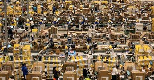 The Numbers Behind Amazon's Market Reach