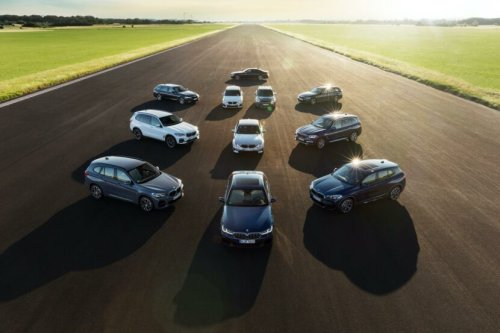 BMW sold 70,207 electrified vehicles in Q1 202