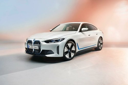 Pre-orders for the BMW i4 electric car open up in Australia
