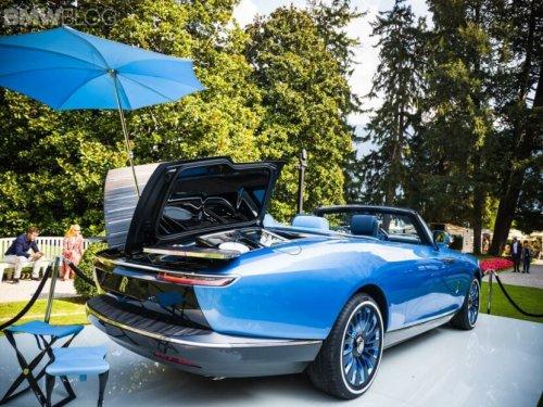 Rolls-Royce Boat Tail - The $28 million dollars car - VIDEO