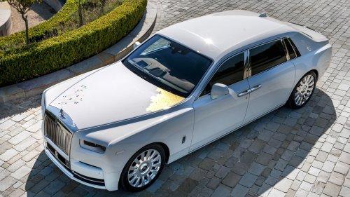 Rolls-Royce showcases Bespoke bonnet at London Craft Week