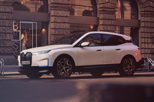Update: BMW Says No Electric Range Cap on its Future Electric Vehicles