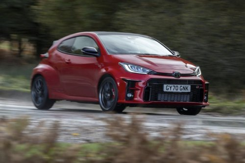 VIDEO: Can the BMW M4 Competition Catch the Toyota GR Yaris On Track?