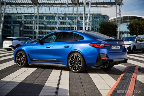 BMW Doesn't Think More Than 600 km of Range is Necessary