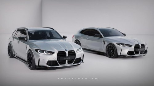 BMW M3 Touring vs. M4 Shooting Brake: What's your choice?