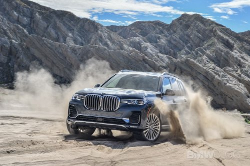 Video: BMW X7 has its off-roading credentials thoroughly checked