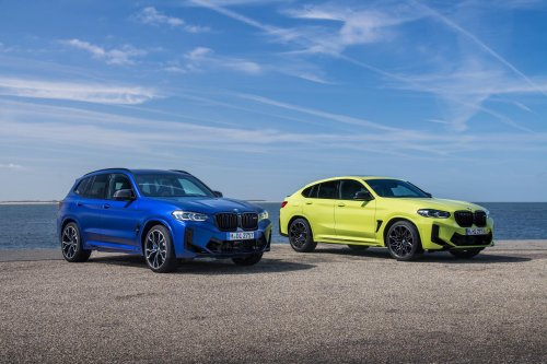 Video: All you need to know about the new BMW X3 M and X4 M