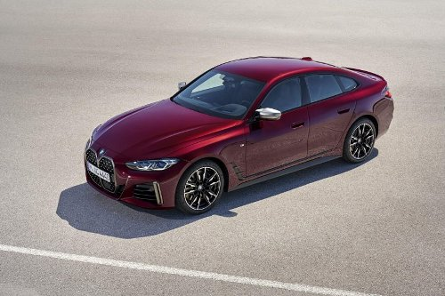 2021 BMW 4 Series Gran Coupe - First Look and Video