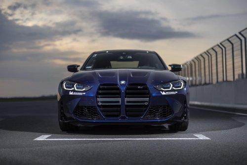 G80 BMW M3 vs Mercedes-AMG C63 S Hybrid -- Bold Style vs Bold Powertrain