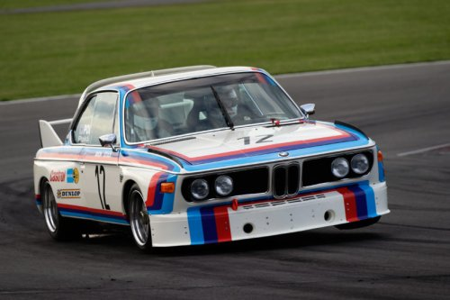 1972 BMW 3.0 CSL Touring Car Going Up for Auction