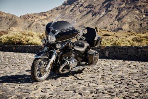 BMW Motorrad introduces the BMW R 18 Transcontinental and BMW R 18 B