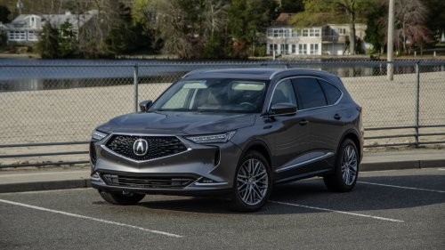 TEST DRIVE: 2022 Acura MDX -- More Luxurious Than Ever Before
