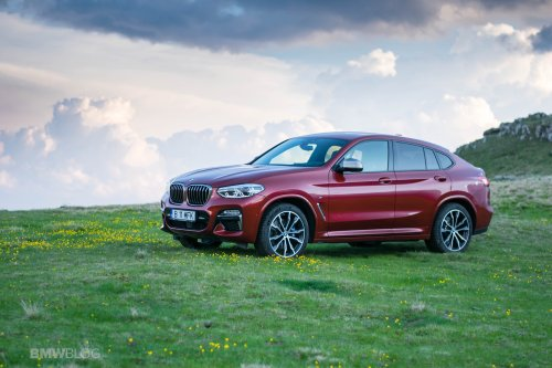 Video: BMW X4 M40d drag races Audi e-tron 55 and Civic Type-R