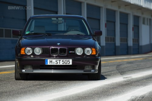 Is this 1991 BMW M5 with 246k miles on the clock worth $19,000?