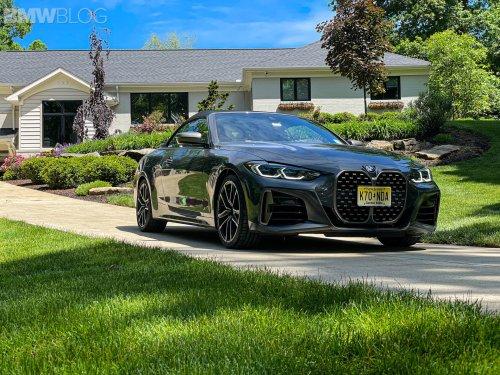 BMW 4 Series Convertible range gets three new models this autumn