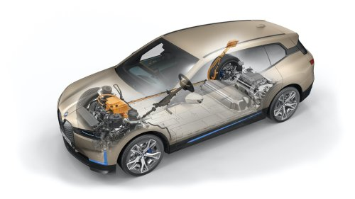Video: Here's how the BMW iX high-voltage battery is assembled