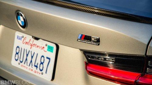 Video: BMW G80 M3 vs Alfa Romeo Giulia QV acceleration comparison