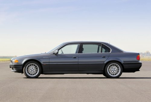 This 1998 ALPINA B12 5.7 is the Stuff of Dreams