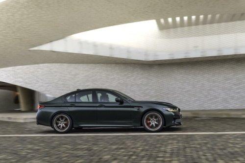Top Gear Reviews the BMW M5 CS -- Best M5 Ever?
