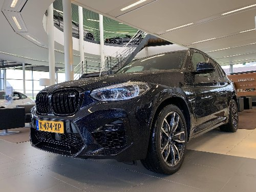 Dutch dealer creates custom BMW iX3 M electric SUV