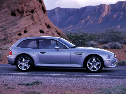 """The Story Behind The BMW Z3 M """"Clown shoe"""""""