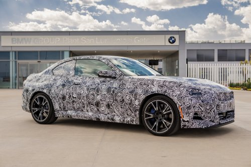 Rumor: BMW working on 1MW electric M2 model for 50th anniversary