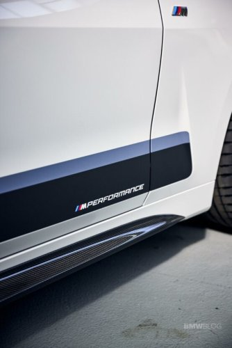 A close look at the M Performance Parts for the new BMW 4 Series Gran Coupe