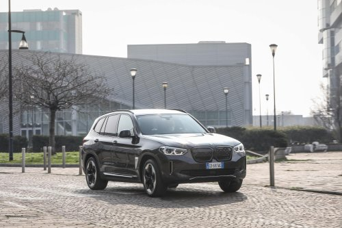 BMW Group more than doubles sales of electrified cars in Q1 of 2021