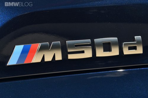 VIDEO: BMW X5 M50d chasing Audi A7 on Autobahn shows why we love Germany