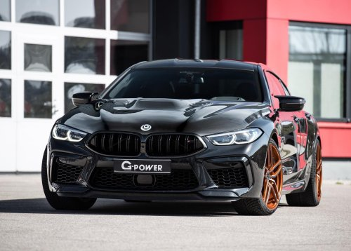 Video: Just how fast is a 790 HP G-Power BMW M8?