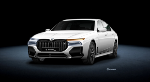 BMW rumored to preview the next-gen 7 Series at 2021 Munich Auto Show