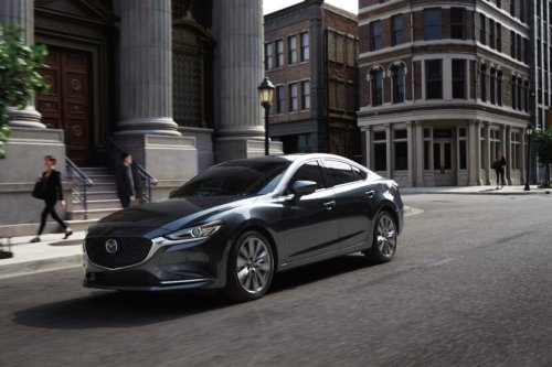 The 2023 Mazda 6 Will Become a Budget BMW 3 Series