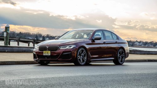 Video: BMW M550i takes on M5 Competition and 1000 HP M5 on drag strip