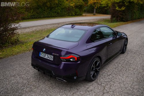 2022 BMW 2 Series Coupe - Designer Explains The Styling Choices