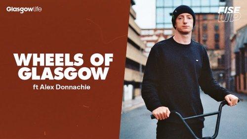 Alex Donnachie - Wheels of Glasgow
