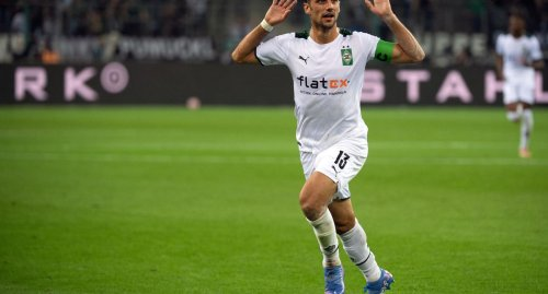 Stindl sichert Hütter und Borussia ersten Sieg