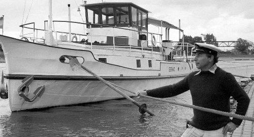 Kapitän Josef Kapferer: Von den Weltmeeren in ein Karlsruher Armengrab