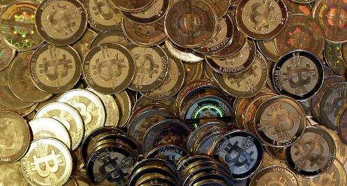 Bitcoin erneut auf Rekordhoch