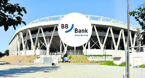 Stadionnamensrechte: Die neue KSC-Arena öffnet bald mit Namensgeber