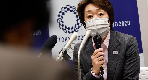 Olympia-Chefin Hashimoto: Keine Gedanken an Olympia-Absage