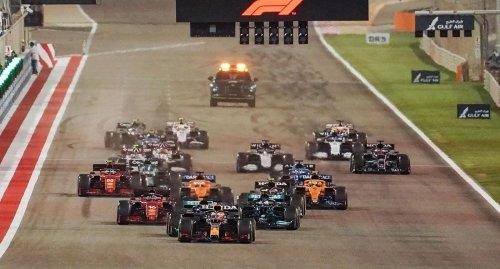 245-Tage-Stresstest der Formel 1: Rekordrennkalender 2022