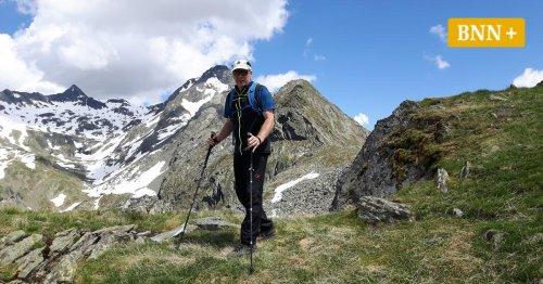 Trotz Diabetes: Wie sich Peter Schmidt aus Bühl den Sport zurückerobert