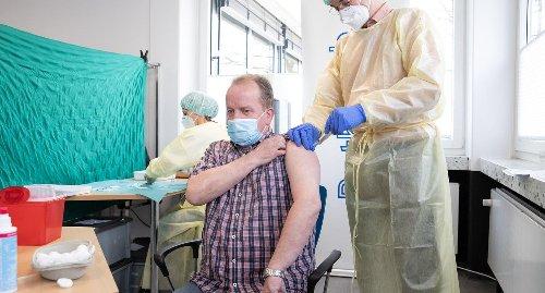 18,5 Prozent gegen das Virus geimpft