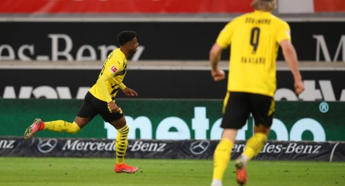 Jungstar Knauff wahrt Dortmunds Mini-Chance