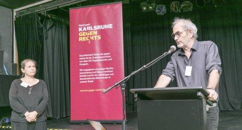 """Warnung vor """"rassistischer Massenbewegung"""" bei Karlsruher Kongress"""