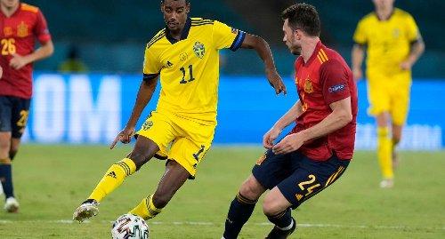 EM-Mitfavorit Spanien verzweifelt an Schweden-Catenaccio
