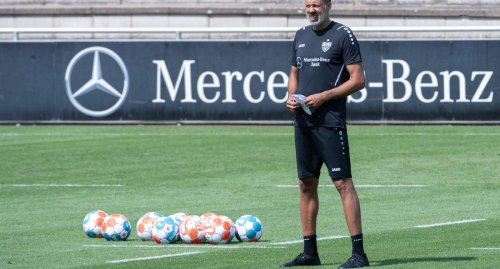 Jobgarantie für VfB-Trainer Matarazzo
