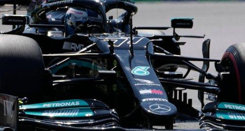 Kontaktloser Auftakt: Verstappen hinter Mercedes-Duo
