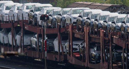 Deutsche Autobauer starten wieder durch